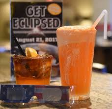 cosmic cocktails monday s solar eclipse inspires themed sippers