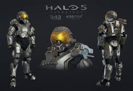 artstation halo 5 multiplayer armor decimator airborn studios