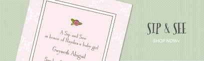 baby shower invitations printswell