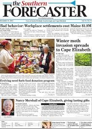 the forecaster southern edition december 21 2012 by the