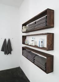 Images Of Bathroom Shelves 25 Best Diy Bathroom Shelf Ideas And Designs For 2018