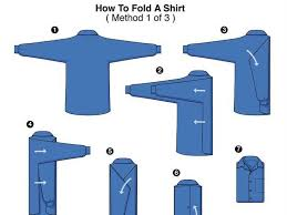how to fold dress shirt for travel images The right way to pack a dress shirt business insider jpg