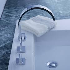 aliexpress com buy 2 handles square bath mixer taps widespread