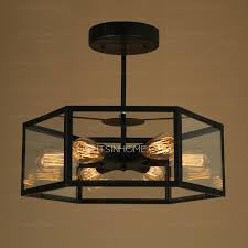 wrought iron ceiling lights industrial ceiling lighting retro industrial loft nordic pipe