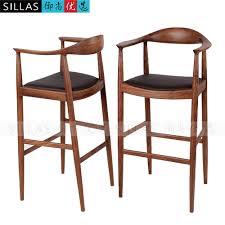 Ladder Back Bar Stool Furniture Wooden Bar Stools Wood Ladder Back Barstool Chairs