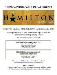 Cast For Seeking Muskegonpundit Flashback Hamilton Cast Lectures Vp Elect On