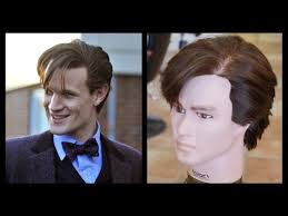 doctor who hairstyles dr who men s haircut tutorial thesalonguy youtube