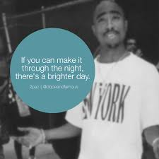 Quote Meme - 2 pac meme quote dope and famous