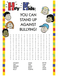 printable word search puzzles for kids activity shelter