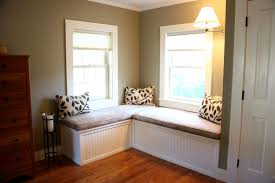 fabulous design window seat cushions ideas come with gray beige