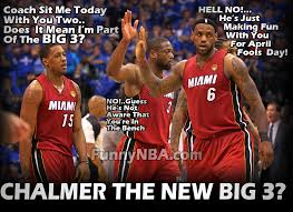 Mario Chalmers Meme - super mario chalmers funny clips nba funny moments