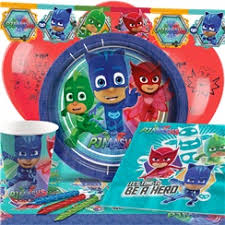 pj masks party supplies woodies party