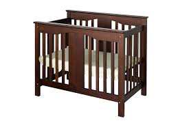 3 In 1 Mini Crib Davinci Baby Annabelle Mini Crib In Espresso M5998q