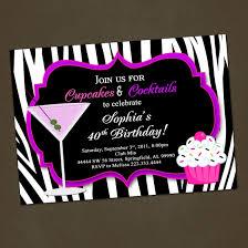 40th birthday invitation templates virtren com