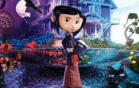 Filme Coraline Eo Mundo Secreto - filme coraline e o mundo secreto colorindo nuvens