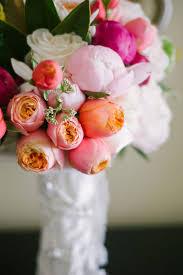 Coral Wedding Centerpiece Ideas by Coral And Navy Preppy Wedding Artfully Wed Wedding Blog