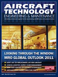aircraft technology engineering u0026 maintenance issue 111 by ubm