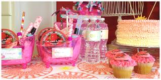 Decoration Ideas For Birthday Party At Home Spa Birthday Party Ideas Spa At Home Pinterest Ideas