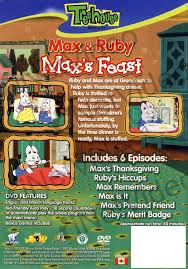 max and ruby max s feast on dvd