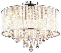 Gold Bathroom Light Fixtures Bathrooms Design Semi Flush Mount Chandelier With Decor For