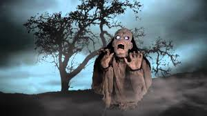 convulsing nurse spirit halloween jumping zombie spirit halloween exclusive youtube