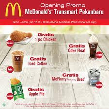 Coffe Di Mcd mcdonald s indonesia on hai mcd ers pekanbaru dan