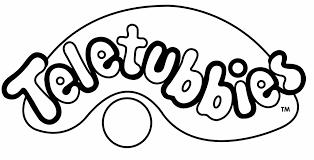 tele tubies coloring