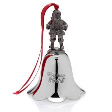 wallace santa bell 2016 ornament