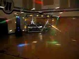 jd the dj light show setup disco lights