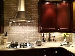 backsplash tile kitchen ideas kitchen backsplash cherry cabinets black counter kitchen backsplash
