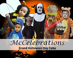 top 11 halloween costumes for kids during mcdo u0027s family fun day