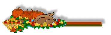 thanksgiving clip turkey platters dividers and lines