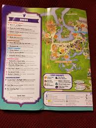 Allergy Map New 2016 Mickey U0027s Not So Scary Halloween Party Park Maps