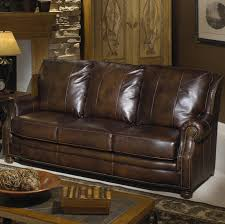 Decorating Ideas For Living Rooms With Brown Leather Furniture Decorating Pretty Living Room Design Using Cozy Sofa By