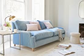how long is a standard sofa 10 best velvet sofas london evening standard