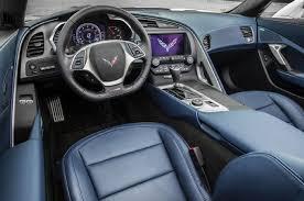 2011 Corvette Interior 2016 Corvette Z06 C7 R Special Edition Announced