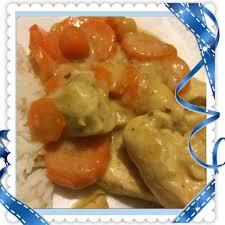 recette boursin cuisine poulet poulet carottes au boursin au cookeo la cuisine de shakotte