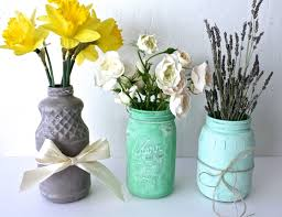 Recycled Crafts For Home Decor Diy Distressed Chalkboard Vases Jamie Danno