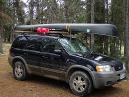 Ford Escape Kayak Rack - bwca show us your new tripping vehicle boundary waters gear forum