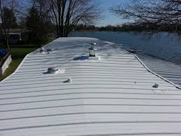 mobile home metal roof sealant
