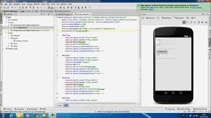 membuat aplikasi android sederhana dengan flash android studio membuat aplikasi sederhana youtube