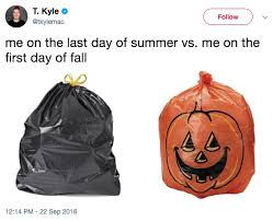 Fall Memes - 10 accurate summer me vs fall me memes that ll make you say me af