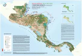 A Map Of Central America by Map Shows The Importance Of Indigenous Communities For Forest