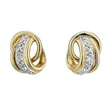 gold earring studs designs earring jewellery stud model simple designs