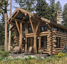Luxury Log Cabin Floor Plans 2772 Best Mountain Cabins Images On Pinterest Chalet Style