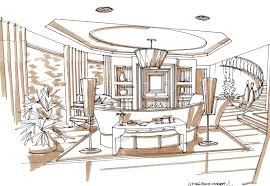 Sketch Interior Design A Pretty Fantastic Article On What Interior Designers Really Do