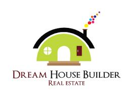 home builder logo design logopond logo brand identity inspiration dream house builder logo