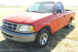Ford F150 Truck 1997 - 1997 ford f150 pickup truck item db1940 sold april 4 go