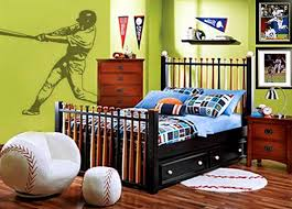 gorgeous baseball bedroom decorations on home decorating plan with