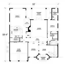concrete house floor plans house plans